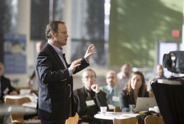 The tone of voice you use will be instrumental in the delivery of your presentation