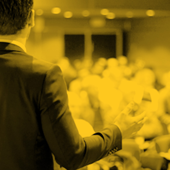 Presentation Coaching for Conferences & Events