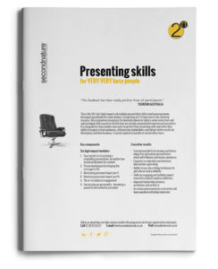 Presenting Skills for VERY VERY Busy People - Topline