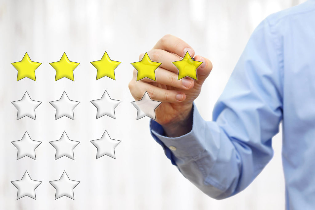 Look for a 5 star Presentation Skills Training Provider