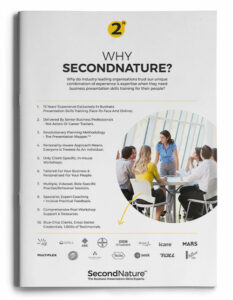 Why SecondNature