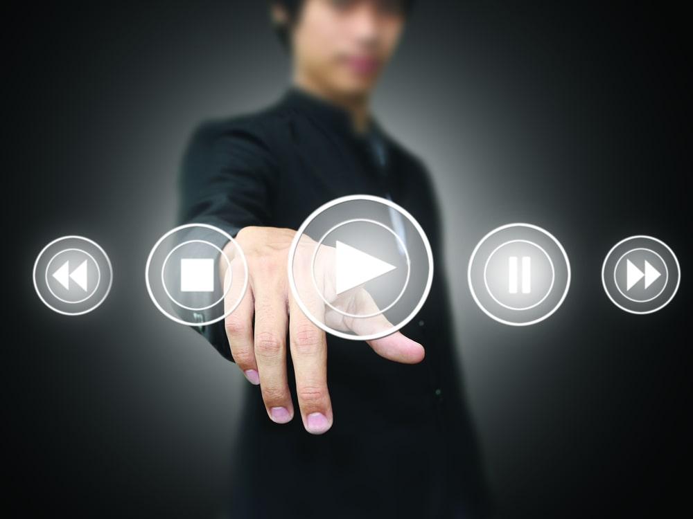 Create an interesting online presentation